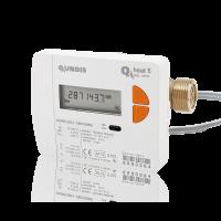 heat meter Q heat 5 with a display loop